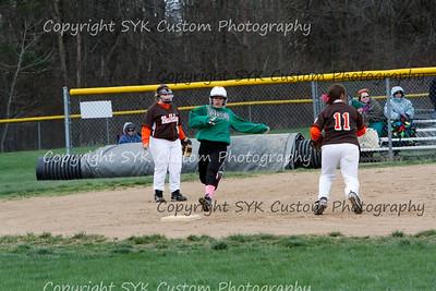 WBHS Softball vs EPalestine-34