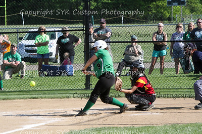 WBHS Softball vs Mooney-86