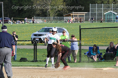 WBHS Softball vs Salem-92