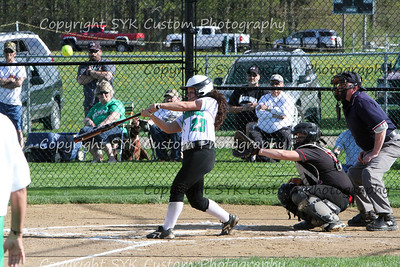 WBHS Softball vs Salem-9
