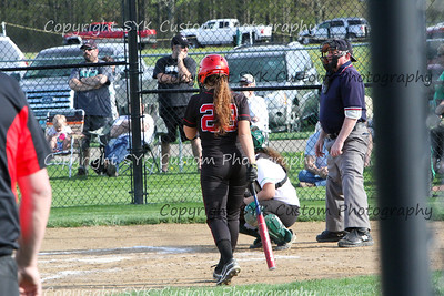 WBHS Softball vs Salem-56