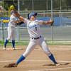 Eagle Rock Softball vs El Camino Real