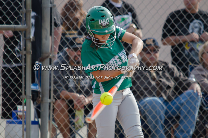 Eagle Rock Softball vs Kennedy Cougars