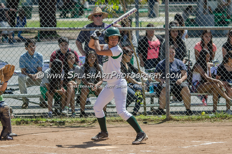 Eagle Rock JV Softball vs Franklin Panthers
