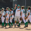 Eagle Rock Softball vs Garfield
