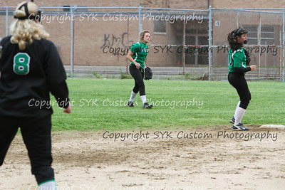 WBHS JV Softball at Canton South-16