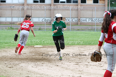 WBHS JV Softball at Canton South-49