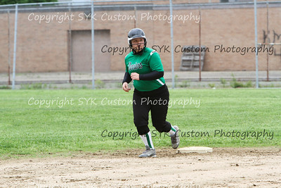 WBHS JV Softball at Canton South-2