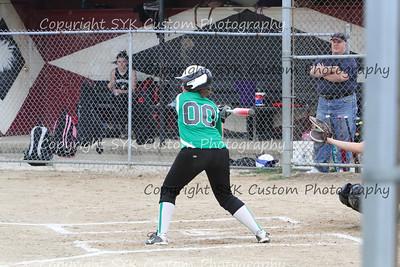 WBHS JV Softball at Carrollton-56