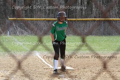 WBHS Softball at Northwest-137