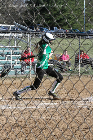 WBHS Softball at Salem-178