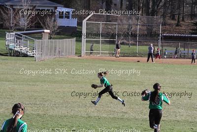 WBHS Softball at Salem-235