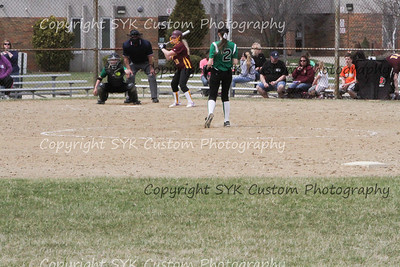 WBHS JV Softball at Southeast-2