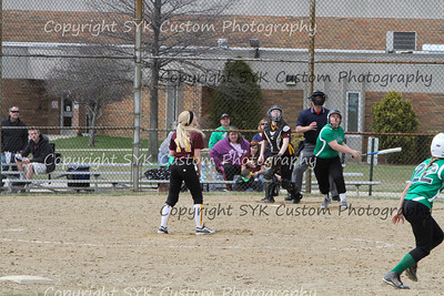 WBHS JV Softball at Southeast-46