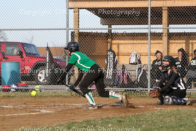 WBHS JV Softball vs Carrollton-13