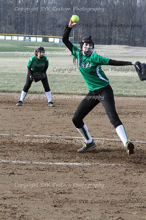 WBHS JV Softball vs Carrollton-31