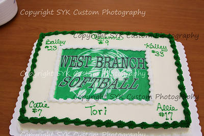 WBHS Softball Senior Nite-8