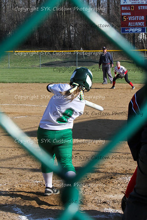 WBHS Softball at Alliance-105