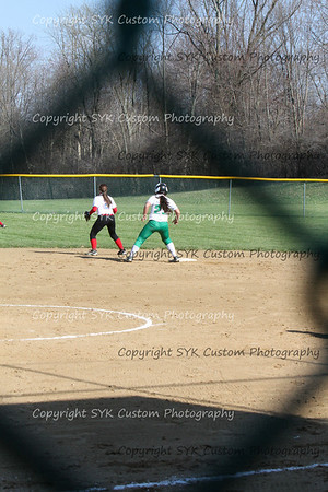 WBHS Softball at Alliance-36