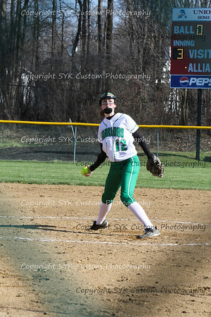 WBHS Softball at Alliance-73