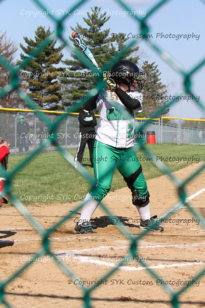 WBHS Softball at Alliance-4