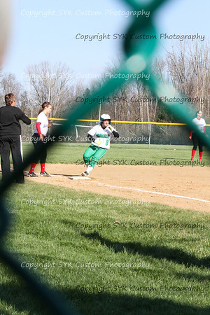 WBHS Softball at Alliance-111