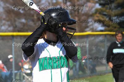 WBHS Softball at Alliance-61