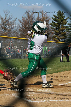 WBHS Softball at Alliance-69