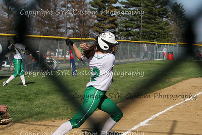 WBHS Softball at Alliance-60