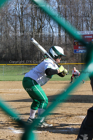 WBHS Softball at Alliance-107