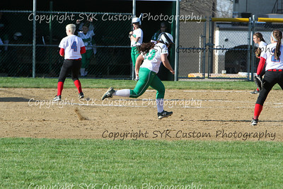 WBHS Softball at Alliance-125