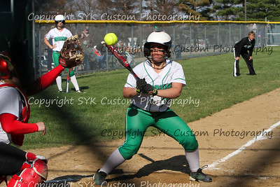 WBHS Softball at Alliance-48