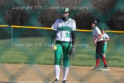 WBHS Softball at Alliance-2