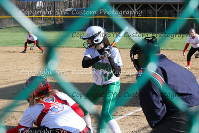 WBHS Softball at Alliance-95
