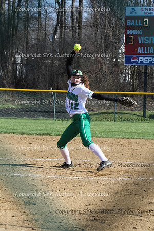 WBHS Softball at Alliance-72