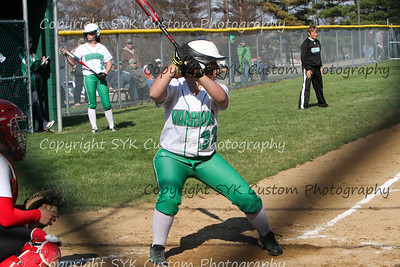 WBHS Softball at Alliance-41