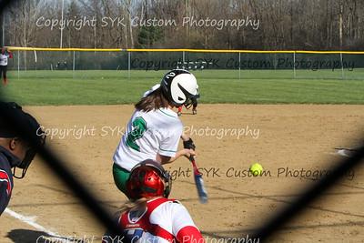 WBHS Softball at Alliance-101