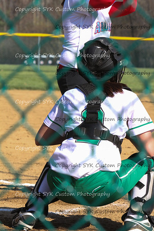 WBHS Softball at Alliance-3