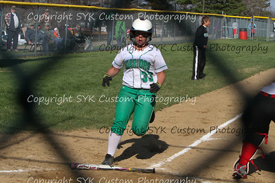 WBHS Softball at Alliance-66