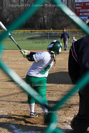 WBHS Softball at Alliance-106