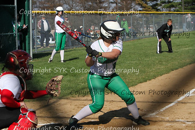 WBHS Softball at Alliance-49