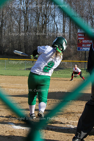 WBHS Softball at Alliance-109