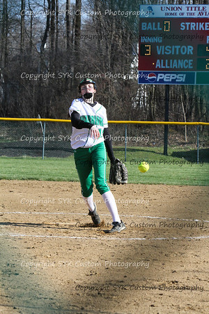 WBHS Softball at Alliance-74