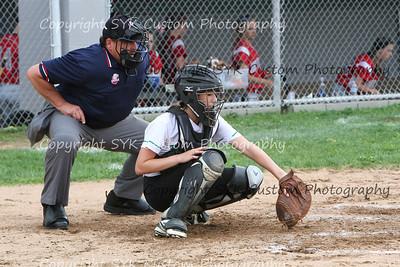 WBHS Softball at Canton South-9