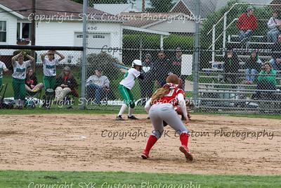 WBHS Softball at Canton South-46