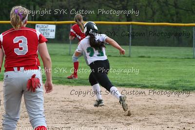 WBHS Softball at Canton South-21