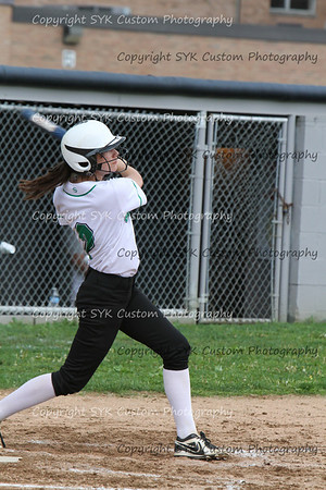 WBHS Softball at Canton South-41