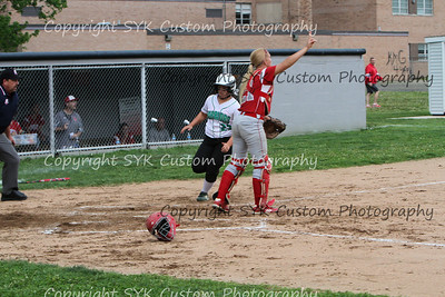 WBHS Softball at Canton South-34
