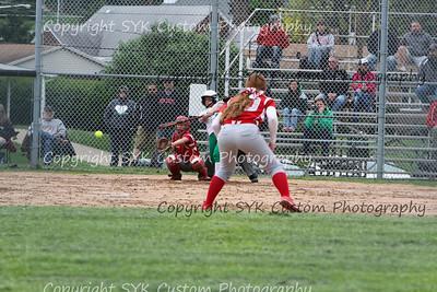 WBHS Softball at Canton South-50