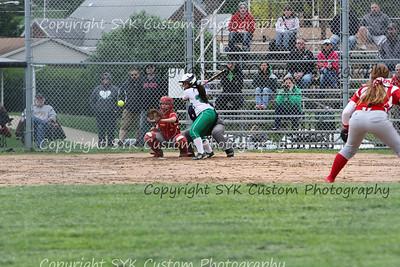 WBHS Softball at Canton South-49